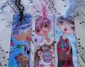 MIni Markers Bookmark Set