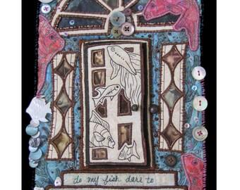 INCONSTANT MOON - Fine Art Giclee Print - SALE