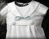Blessing / Christening/Baptism  Outfit SAILOR NAUTICAL