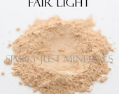 SALE Fair Light Mineral Foundation / Vegan
