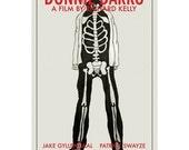 Donnie Darko 4x6 inches postcard