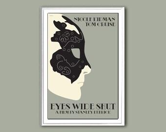 Eyes Wide Shut movie poster print in various sizes