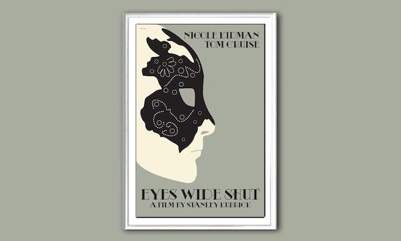 Eyes Wide Shut 12x18 inches movie poster