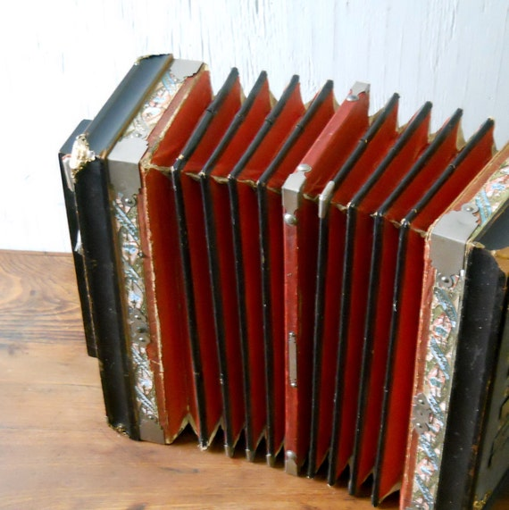 Antique Accordion
