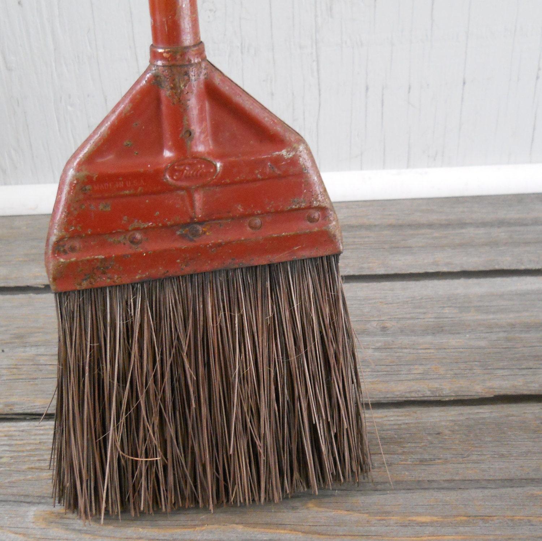 Broom Vintage Fuller Brush Metal Broom