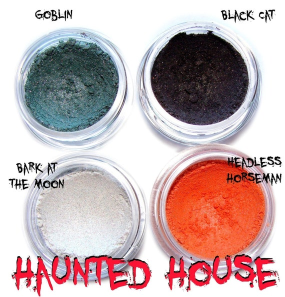Haunted House Collection... Vegan full sample set