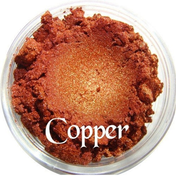 Copper.... pure Mineral Eye Shadow
