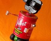 price reduced - VELVET 3 - Robot Assemblage - Reclaim2Fame