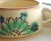 Vintage Soup Mug -- California Bohemian
