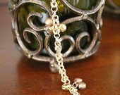 Gypsy Anklet with Bells