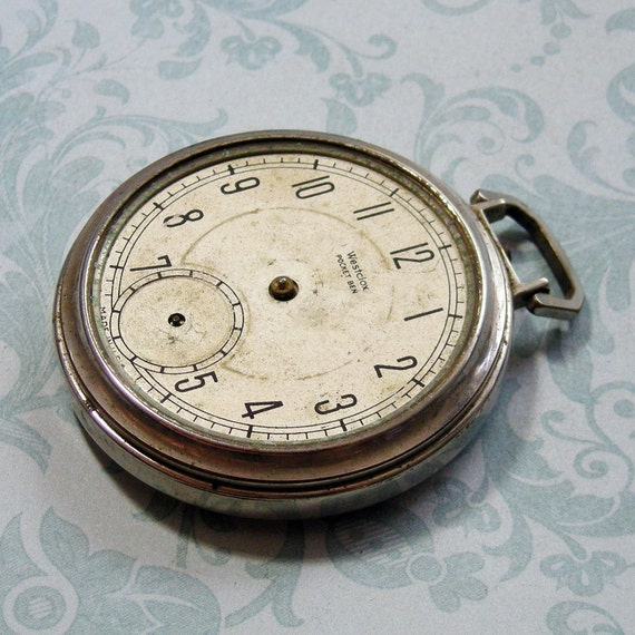 Vintage Pocket Watch (WP413)