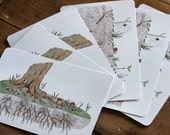Soil Inspired Postcards