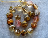 20 Fire Cherry Quartz 8mm 1/2 Strand