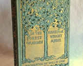 Antique Book In the Forest of Arden Gorgeous Illustrations