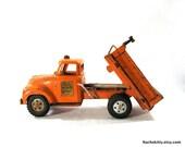 1957 Tonka Hi Way Dept Hydraulic Side Dump Truck