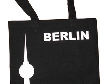 "guinea pig shopping bag ""BERLIN"""