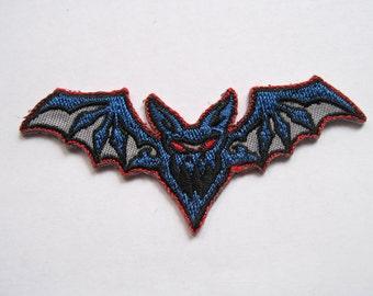 Evil ReedPunk Iron On Bat Patch