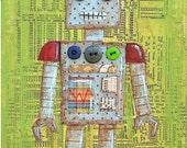 Dot Bot Print