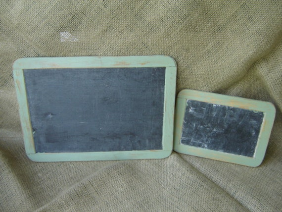 Upcycled School House Chalk Boards Message Boards Note Boards Back To School