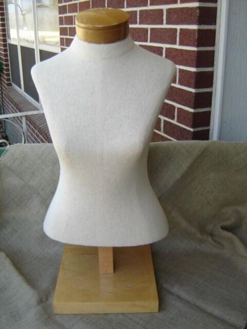 Full Body Mannequin Torso Female Dress Form Neck And Block