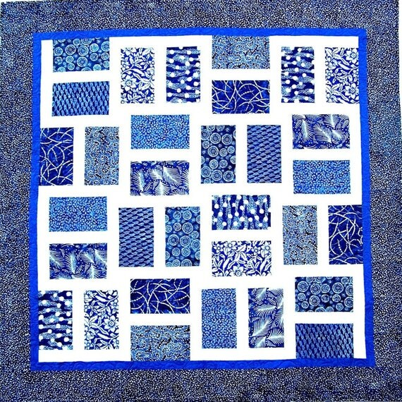 H IS For HAWAII Quilt Pattern B J Q 103 Printable