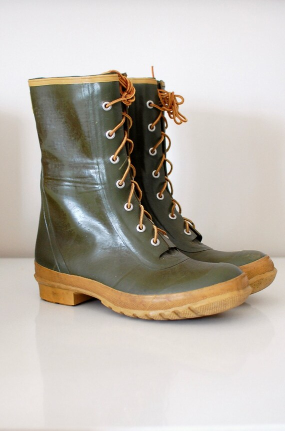Vintage 1970s Converse Thermoboot Rain And Snow Boots 10 5 11