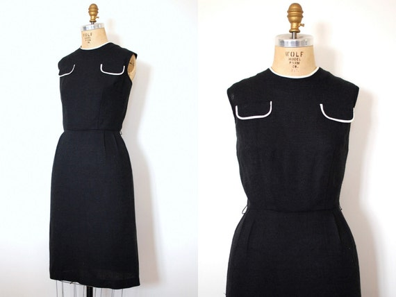 vintage 1960s It Started With a Kiss Dress (60s)