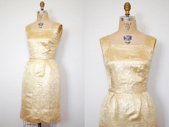 vintage 1960s The Secret Six Dress (60s)