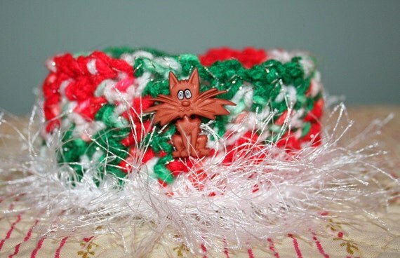 Calvin Collar - Petite Sized - Candy Cane