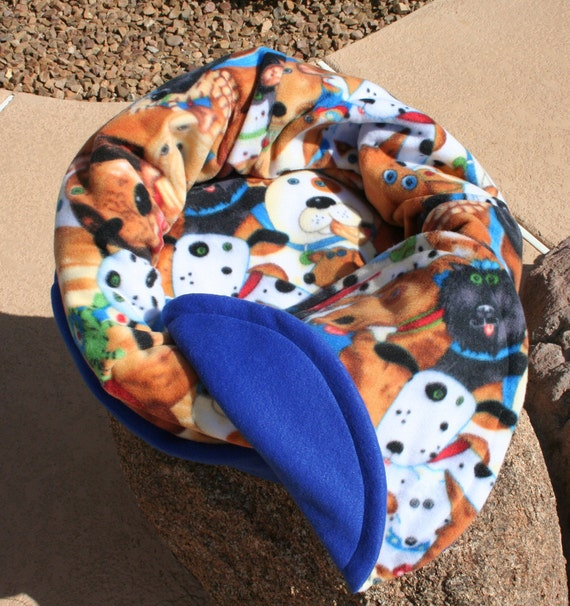 Snooze Sack for Dogs - Dog Days of Summer