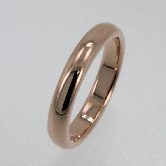 simple gold ring by jewelrybyjohan on etsy