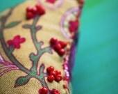 Budding Pin Pillow