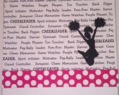 Cheerleading Clipboard