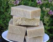 Tea Tree and Calendula Handmade Soap/Rebatch