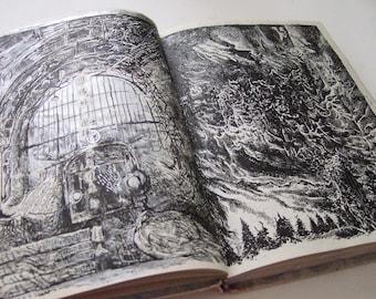 Liu, Ying-Chieh Travel Sketch Book 2003-2005