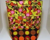 Project Tote Bag Kanzashi Patty Young's Andalucia for Michael Miller Teacher