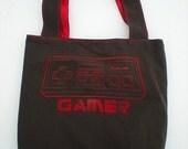 Nintendo Gamer Book Bag