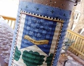 Tin - Decorative  - Cabbage Patch - Gift Container