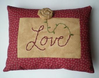 Pillow - Decorative - Love