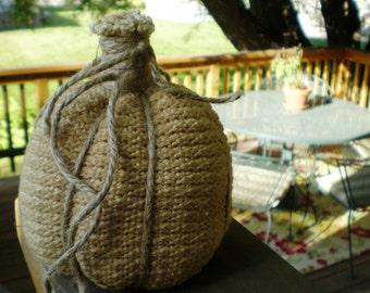 Pumpkin - Caramel Colored - Sweater Knit