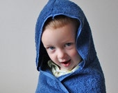 Fish Towels - ePattern for Fish and Shark Themed Hooded Bath Towels