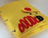 Doodlebug - ePattern for a Portable Art Book