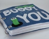 Buggy for You - ePattern for a Toddler's Quiet Book