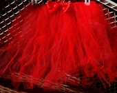 Red tutu - reserved for Sabrina Crider
