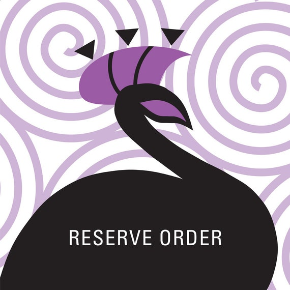 Reserve Order for Jada Mary