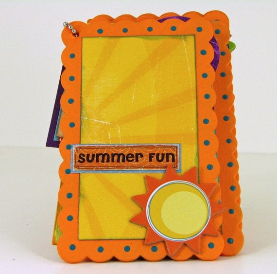 Mini Album - Summer Fun