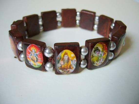 hindu god bracelet