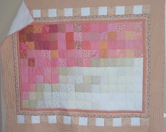 PEACHES & CREAM QUILT