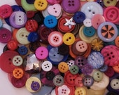 200 Assorted Buttons