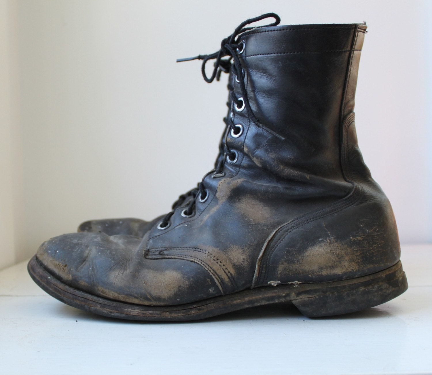 Vintage Military Boot 88